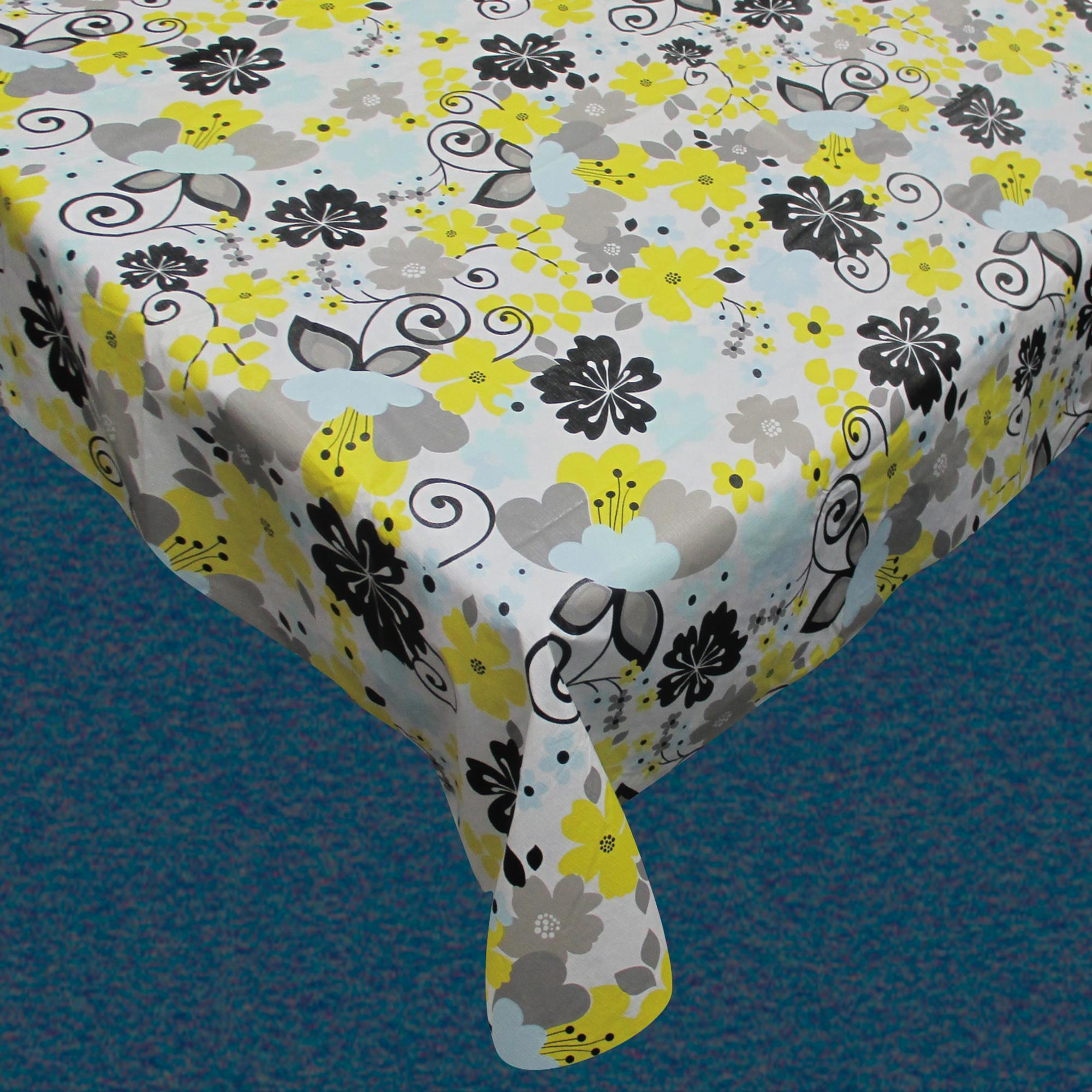 Tablecloths Vinyl Tablecloths Kmart
